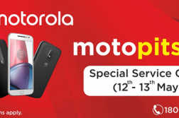 Motorola announces MotoPitstop service