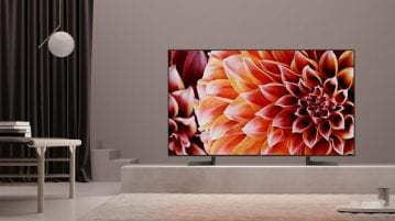 Sony announces 4K HDR X9000F Android TV series in India