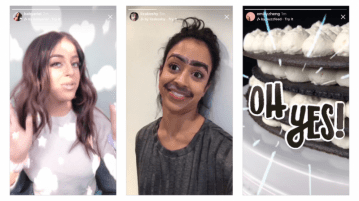 Instagram gets Video chat, new explore section, and new camera effects