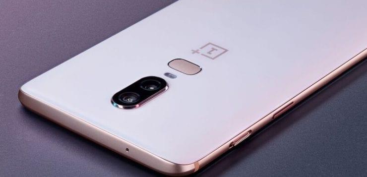 Limited Edition OnePlus 6 Silk White