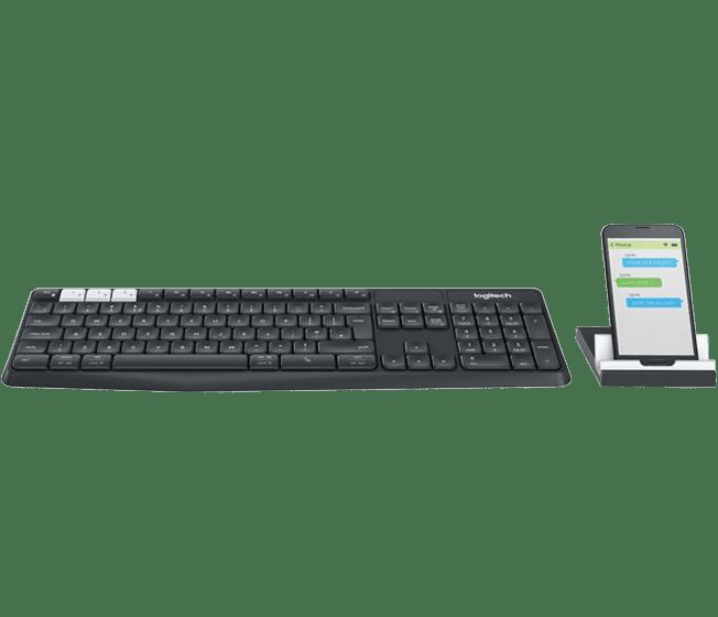 logitech k375s-multidevice-keyboard