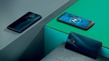 Moto G6 and Moto G6 Play