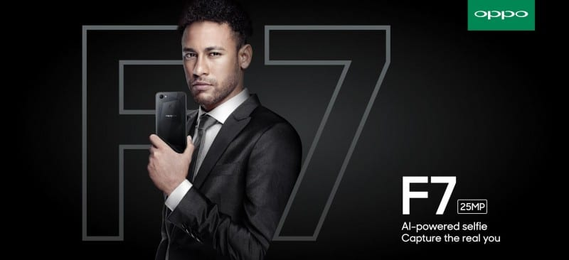 FIFA World Cup 2018: Brazilian Footballer, Neymar is the new Oppo friend