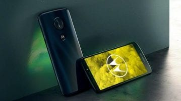 Moto G6 and Moto G6 Play