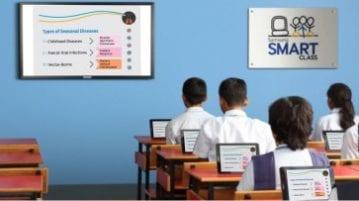 Samsung adds 200 New Samsung Smart Class
