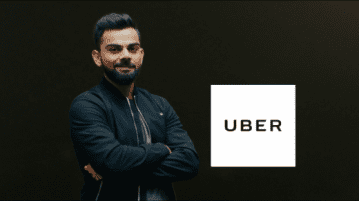 Uber India's new brand campaign 'Badhte Chalein' features Virat Kohli