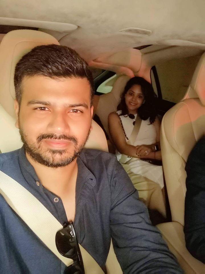 Uber Tesla Dubai