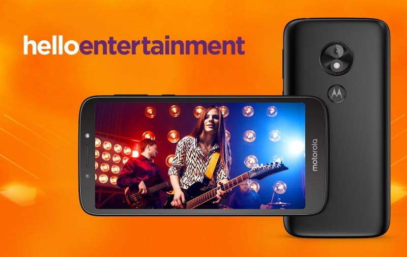 Moto E5 Play Android Oreo (go Edition) Smartphone With 5.3-inch Max Vision Display, Snapdragon 425 Processor Announced - The Unbiased Blog