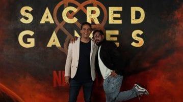 Sacred Games, India's First Netflix Original Series Premieres in Mumbai