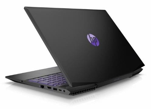 HP gaming laptops