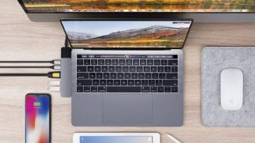 Hyper announces New HyperDrive NET USB-C Hub specifically designed for Apple MacBook Pro 2018