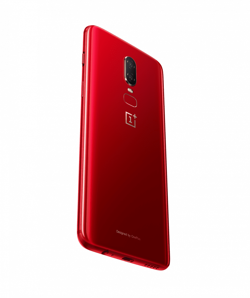 OnePlus 6 Red edition with 8GB RAM, 128GB storage announced, will be available from July 16