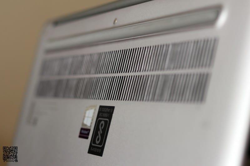 Lenovo Ideapad 530s Heatsink