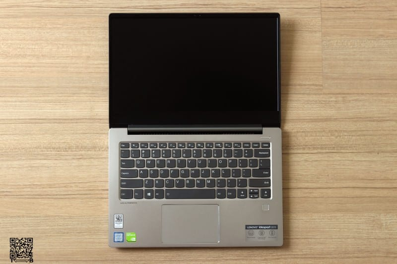 Lenovo Ideapad 530s Design