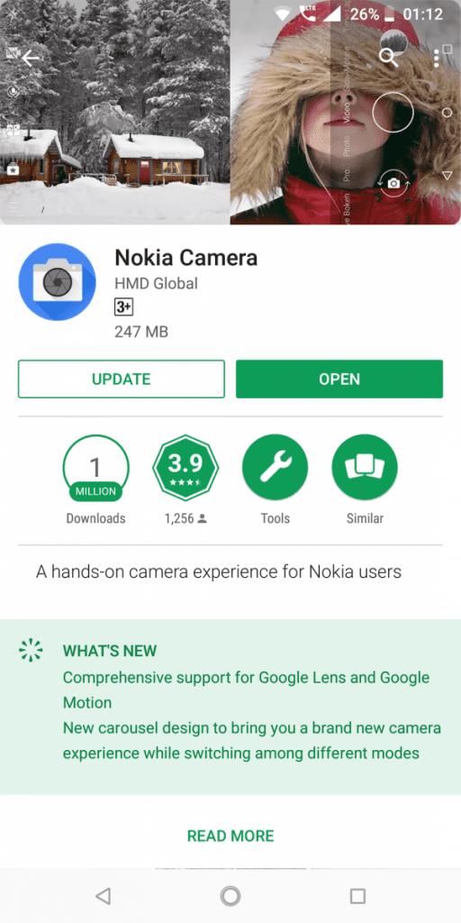 Nokia camera 9.0