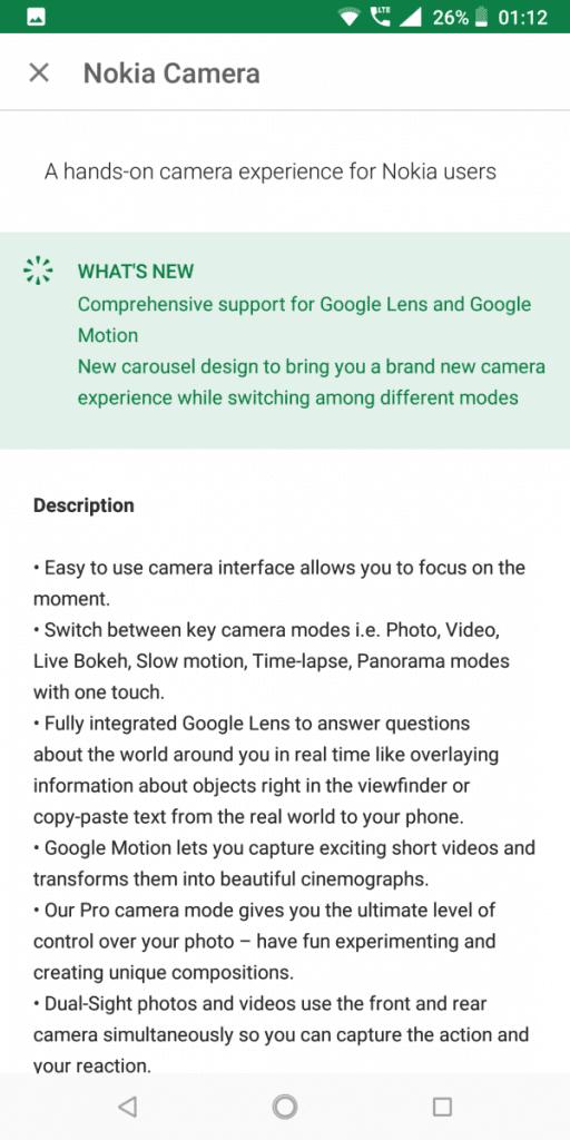 Nokia Camera 9.0 Download