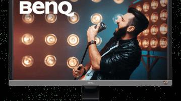 BenQ EL2870U 4K HDR monitor