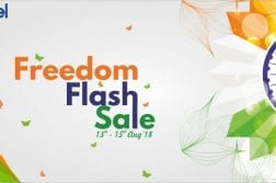 Detel Freedom Flash Sale