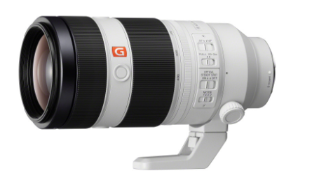 FE 100-400mm F4.5–5.6 GM OSS