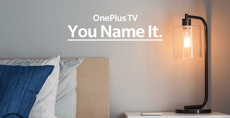 OnePlus is working on a smart TV
