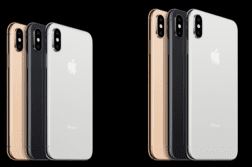 Apple iPhone XR, XS, XS Max