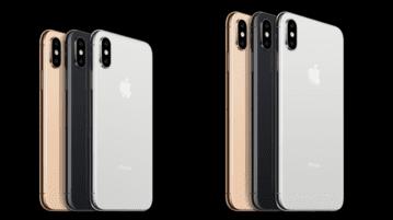 Apple iPhone XR, XS, XS Max