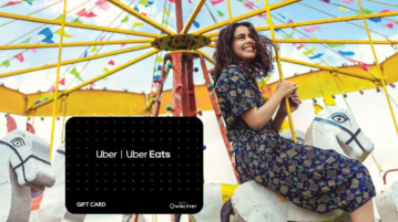 Uber Gift Crad