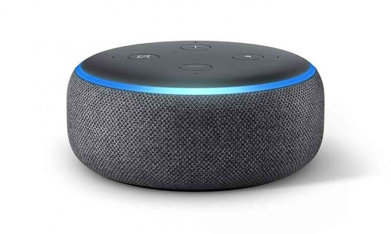 new amazon echo dot