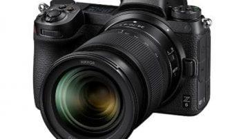 Nikon Z6, Z7 Full-frame Mirrorless Cameras announced in India