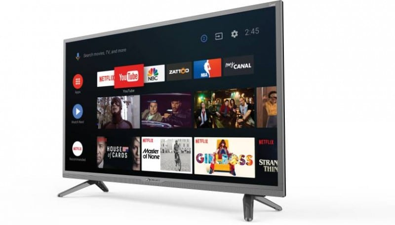 Micromax Canvas 3 Smart TV