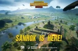 PUBG MOBILE adds sanhok map, new weapons, and more in September update
