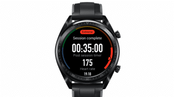Huawei Watch GT and Band 3 Pr