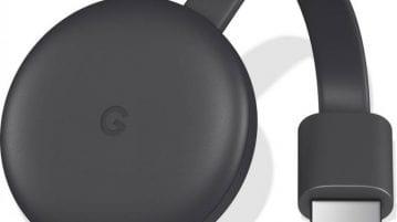 Google Chromecast3