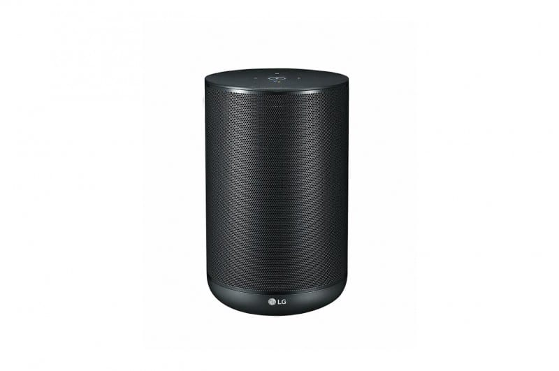 LG XBOOM AI ThinQ WK7 and PK series AI enabled speakers in India