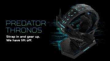 Predator Thronos