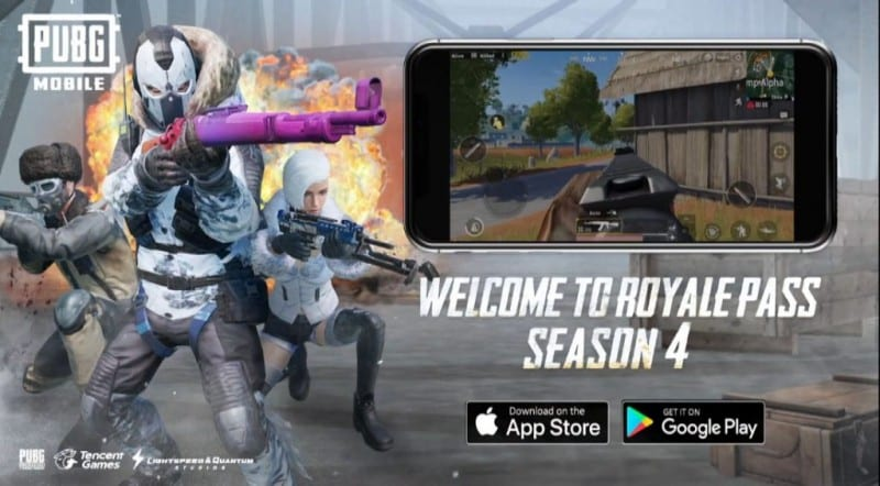 PUBG MOBILE Version 0 9 5 content update drops with Royale