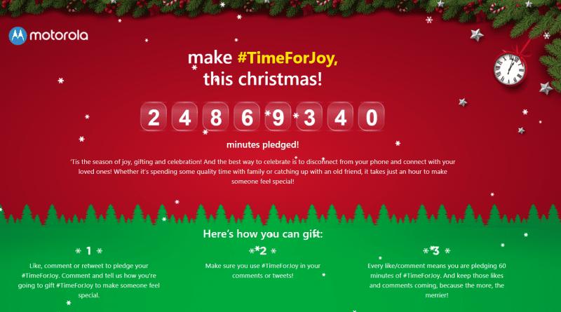 #TimeForJoy