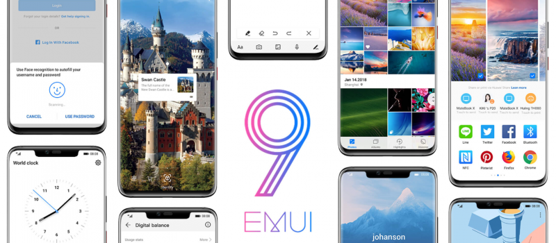 Honor Play and Honor 8X gets EMUI 9 1 in India - The