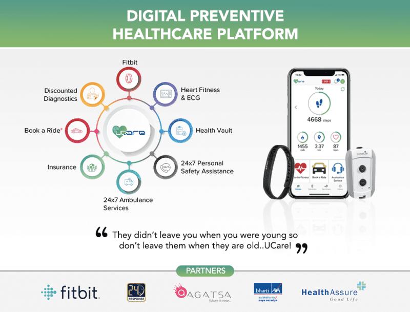 UCare unveils Preventive Digital Healthcare platform