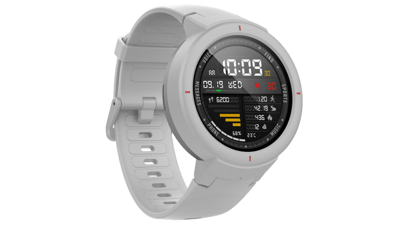 Amazfit Verge smartwatch with 1 3-inch AMOLED display, HR