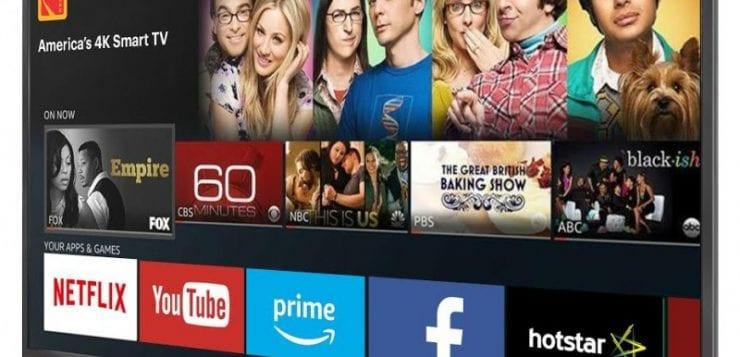 KODAK 4K 43UHDX Smart LED TV