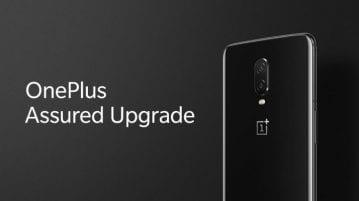 OnePlus Assured Upgrade