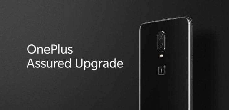OnePlus Assured Upgrade