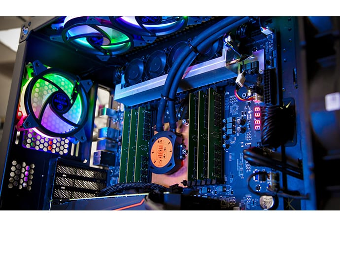 Intel Xeon W-3175X processor
