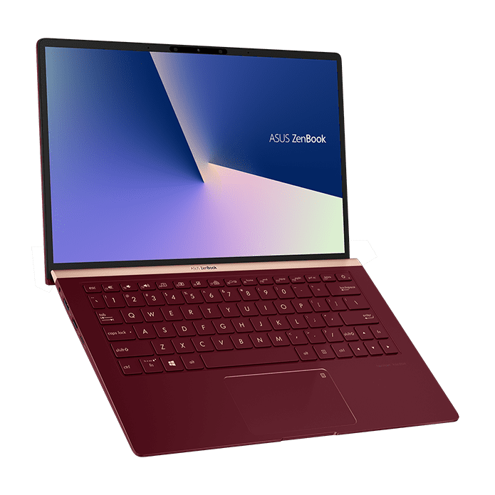 Asus ZenBook 13, 14, and 15 Notebooks