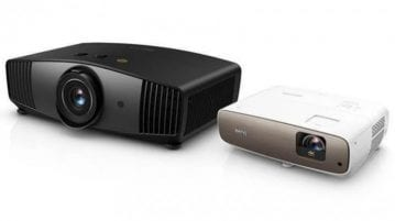 4K home cinema projectors W2700 and W5700