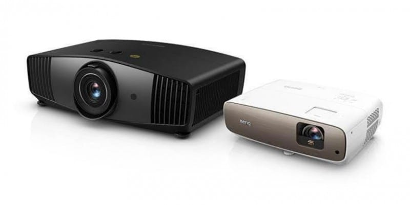 4K home cinema projectors W2700 and W5700