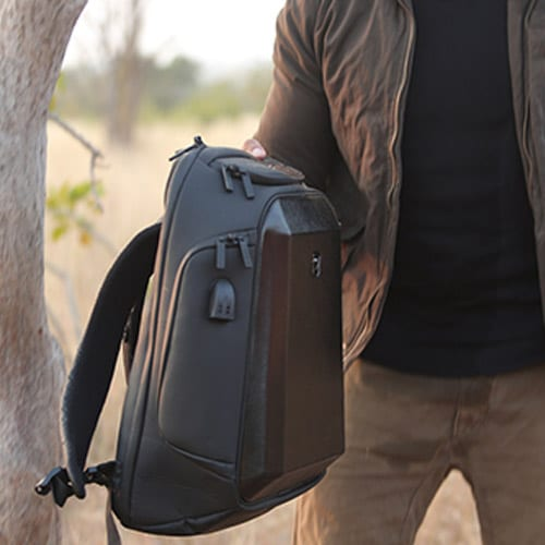 Carbonado Hybrid Tech Backpack