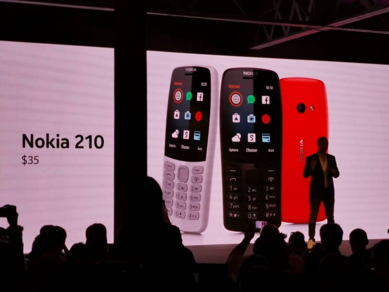 MWC19: Nokia 1 Plus with Android 9 0 Pie(Go Edition) and Nokia 210