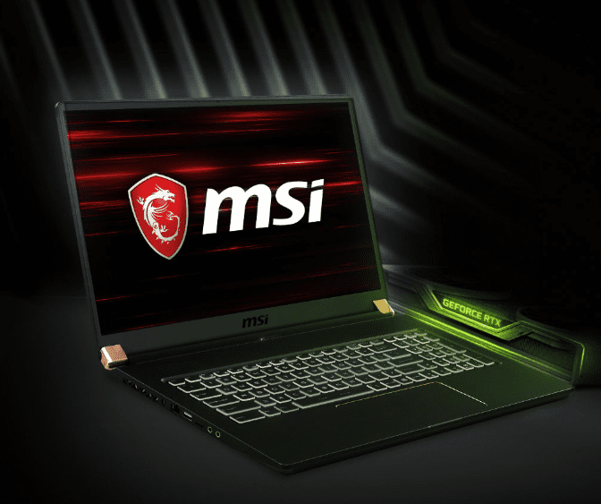 MSI GT, GS, GE, and GL Series
